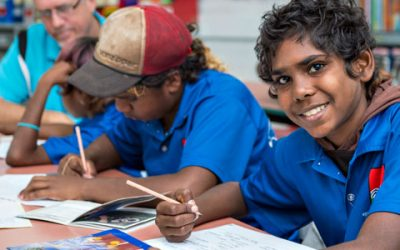 Improved social and emotional wellbeing in Aboriginal children