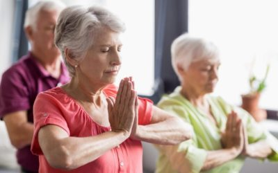 Yoga for Seniors – The complete Guide for Yoga at Aged Care or Residential Living